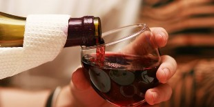 wine and antibiotics